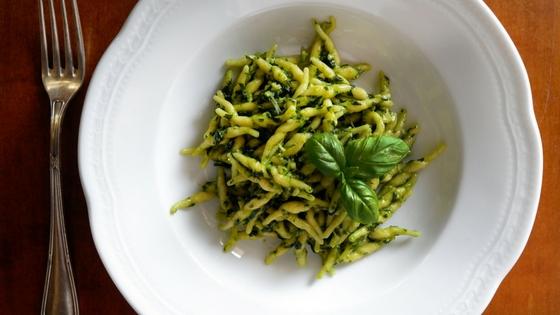 Trofie al Pesto: la vera ricetta