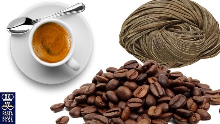 Tagliatelle al caffè: la nuova tagliatella di Pasta della Pesa